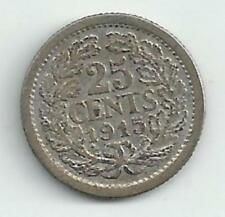 PAYS BAS - 25 Cents - 1915 - TB/TTB