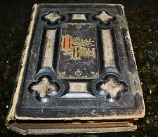 Rev. Jamieson, Leather, Hard Cover, Old Testament Bible