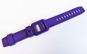 Silicone Skin Watch Band iPod Nano 6 Generation Wrist Strap Case Cover Bracelet