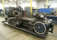 1956 Warner & Swasey 4A SQ. Head M-3550 Saddle Type Turret Lathe Coolant System