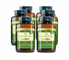 Garcinia Cambogia Premium - Weight Loss Supplement with 95% HCA (6 Bottles)