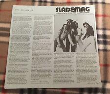 SLADEMAG Official Slade Fan Club Magazine Apr-May-June 1976