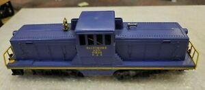 Lionel 626 Vintage O Baltimore & Ohio, Diesel Switcher Locomotive see ad. (11S)