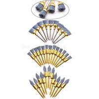 10X Dental Silicone Carbide Polishing Polisher Prophy Brushes Sharp /Falt / Bowl