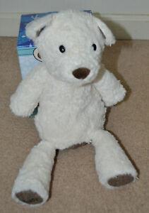 Scentsy Buddy FROST THE POLAR BEAR Plush Stuffed Animal