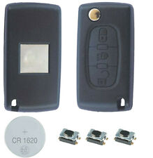 05B Fits CITROEN C4  Remote Key 3 Button FOB CASE Repair Kit CE0523 VA2 CE0523