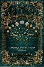 Black Moon (The Moonlight Trilogy), Harman, Teri, New Books