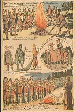 25 LABERGEMENT-SAINTE-MARIE IMAGE CAMP SCOUT DE SILLERY 1929
