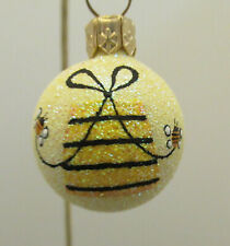 Patricia Breen 2007 Studio Gift Ball, Present Bees #2471 – Height 1.25