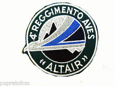 Patch Toppa 4 Reggimento Aves Altair color