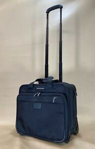 """BRIGGS & RILEY 15"""" Executive Rolling Expandable Laptop Briefcase KR306X"""