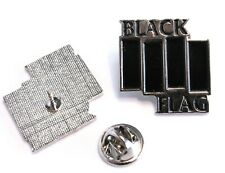 BLACK FLAG PIN (MBA 101)