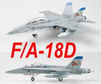 Easy Model 1/72 F/A-18D US MARINE VWFA(AW)-225 CE-01 Plastic Fighter Model#37119