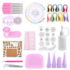 Strips Quilling Paper Tool Set Mixed DIY Craft Kits Kid Toy Scrapbooking Craft