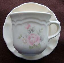 Pfaltzgraff Tea Rose Cup & Saucer   (2 sets available)