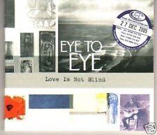 (E156) Eye to Eye, Love is Not Blind - DJ CD