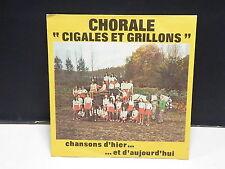CHORALE CIGALES ET GRILLONS Chansons d hier et d aujourd hui SOYOUZ SD02