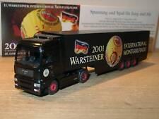 Wiking MAN WARSTEINER Montgolfiade 2001 - 3689 - 1:87