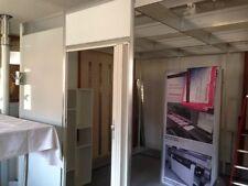 Trennwand, Raumteiler, Trockenbauwand, Wandsystem - auch als Glaswand