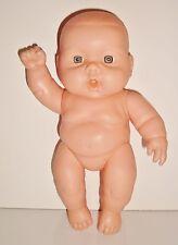 Poupée bébé baigneur Doll SI-0901-7H2 (18cm)