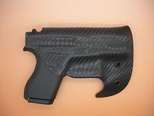 Glock 43 9mm Carbon Fiber Right Hand pocket holster Kydex/Holstex