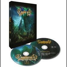 ENSIFERUM - TWO PATHS - CD+DVD NEW SEALED 2017 LTD. ED. DIGIBOOK