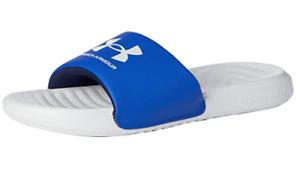 Under Armour 3023761 Mens Ansa Fix SL Slide Athletic Sandals - Pick Color & Size
