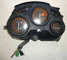 Honda 87-90 CBR 600 Hurricane Gauges Combination Meter Speedometer Tachometer