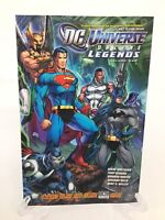 DC Universe Online Legends Volume 1 Collects #0-7 DC Comics TPB Paperback New