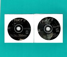 Lot 25 Thief II The Metal Age Pc 25 Sets Thief II Cd Roms in Paper Sleeves New