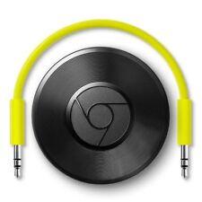 Google Chromecast Audio Media Music WIFI Wireless Streamer IOS Android New UK