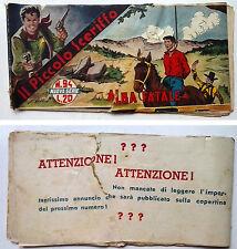 Striscia IL PICCOLO SCERIFFO IIª Serie N 94 TORELLI 1953