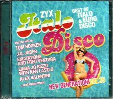 ZYX Italo Disco New Generation Vol. 15 [ 2CD ] ( Sealed / Folia )