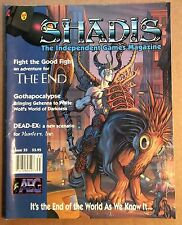 Shadis: Independent Games Magazine #35 (Vol. 5 #10); The End, Gothapocalypse
