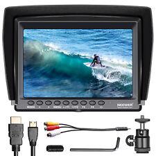 Monitor da Campo 7 pollice 1280x800 IPS con Cavo Mini HDMI & AV per FPV