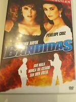 Dvd BANDIDAS  CON PENELOPE CRUZ Y SALMA HAYEK ...