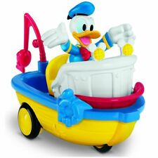 Fisher-Price Mickey Mouse Clubhouse Donald Duck and Vehicle Figure Set