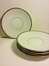 "Vintage Rorstrand Kardinal  Sweden Plates 6 1/2""  ( 5 )"