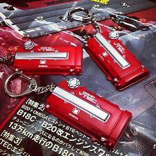 FITs Honda Style B16 B18c Type R Engine Valve Cover Key Chain VTEC JDM 3D PRINT