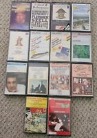 14 x Classical Music Cassette tapes - collection lot EMI DG CBS DECCA PHILIPS