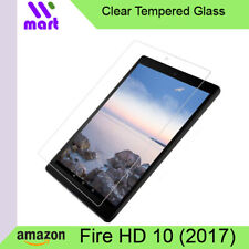 Clear Tempered Glass Screen Protector for Amazon Kindle Fire HD 10
