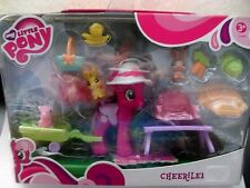 MY LITTLE PONY EXCLUSIVE CHEERILEE GOES TO THE PARK FOR A PICNIC