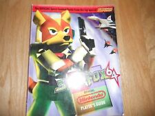 Star Fox 64 Official Nintendo Power Player's Guide Strategy Guide