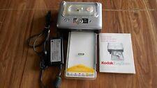Kodak Easy Share Printer Dock Ser.3 AC Adapter Manual & 10 Sheets of Photo Paper