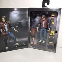 NECA Back To The Future 1985 Marty Mcfly Ultimate 7in Action Figure NIB