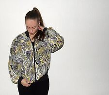 bruns Jacke Windjacke jacket blouson Bomberjacke 90´s TRUE VINTAGE 90er NOS