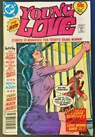 YOUNG LOVE NO. 124.  DC COMICS. 1977-BRONZE AGE. 48 PAGES.  ROMANCE STORIES