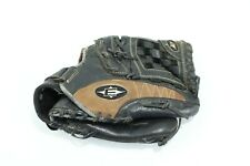 "Easton Black and Brown Leather Glove Typhoon TS13 13"" Pattern Right Hand Throw"