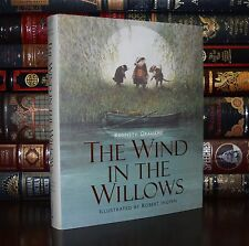 Wind in the Willows K. Grahame Illustrated Ingpen New Deluxe Collectible Edition