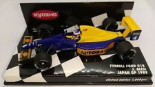 Minichamps Kyosho Tyrrell Ford 018 Jean Alesi 1989 Japanese GP